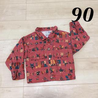 エンリココベリ(ENRICO COVERI)のシャツ(ジャケット/上着)
