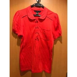 マークバイマークジェイコブス(MARC BY MARC JACOBS)のマークバイ リボンボタンシャツ(シャツ/ブラウス(半袖/袖なし))