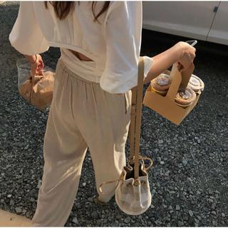 SALE!!new!ブラウス 白色!背中開き トップス tシャツ  import(シャツ/ブラウス(半袖/袖なし))