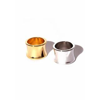 スピンズ(SPINNS)の新品 カーブメタルリング(リング(指輪))