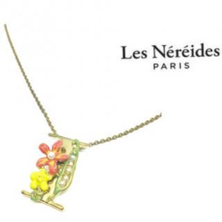 レネレイド(Les Nereides)の新品 定価14040円 イニシャル ネックレス(ネックレス)