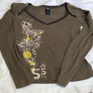 フィフティーファイブディーエスエル(55DSL)のディーゼル ロンT(Tシャツ(長袖/七分))