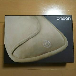 オムロン(OMRON)の未使用品!オムロンクッションマッサージャ(マッサージ機)
