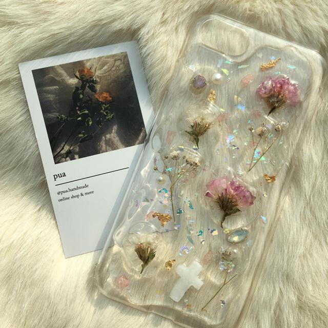 【iPhone6~8】iPhone case ハンドメイドのスマホケース/アクセサリー(スマホケース)の商品写真