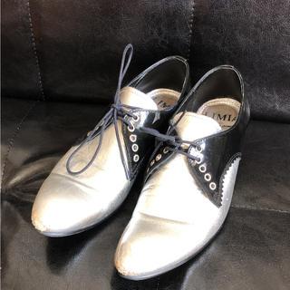 リミフゥ(LIMI feu)のリミフゥ  ヨウジヤマモト シューズ(ローファー/革靴)