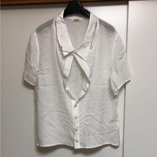 リミフゥ(LIMI feu)のリミフゥ  ヨウジヤマモト シャツ(シャツ/ブラウス(半袖/袖なし))