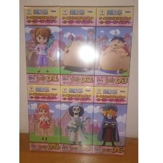 バンプレスト(BANPRESTO)のワンピース ワーコレ ホールケーキアイランド1(アニメ/ゲーム)