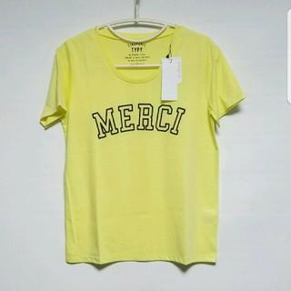 チャオパニックティピー(CIAOPANIC TYPY)の☆新品☆ ciaopanic typy MERCI T(Tシャツ(半袖/袖なし))