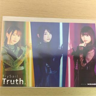 TrySail Truth ブロマイド(声優/アニメ)