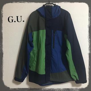 ジーユー(GU)のG.U ジャンパー(マウンテンパーカー)
