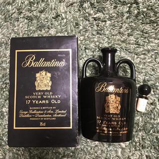バランタインカシミヤ(BALLANTYNE CASHMERE)のBallantine バランタイン17  新品未開封(ウイスキー)