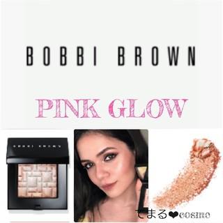 ボビイブラウン(BOBBI BROWN)の大人気 BOBBI BROWN ピンクグロウ ハイライター(フェイスカラー)