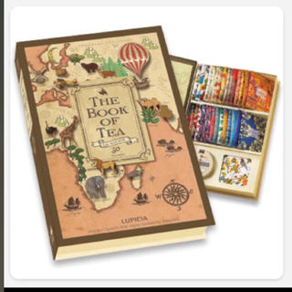 THE BOOK OF TEA 2018 【ルピシア】(茶)