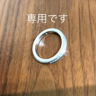 デビアス(DE BEERS)の専用 中古 デビアス ハーフエタニティ(リング(指輪))