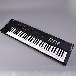 ヤマハ(ヤマハ)のYAMAHA mx 61 シンセサイザー 超美品(電子ピアノ)