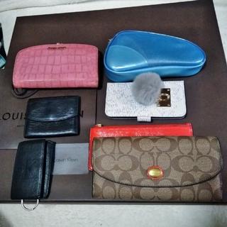 コーチ(COACH)のVUITTON COACH Dior miumiu 他 財布 キーケース 他(財布)
