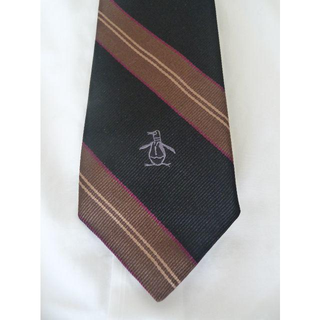 Munsingwear(マンシングウェア)のOriginal Penguin  ネクタイ ストライプ メンズのファッション小物(ネクタイ)の商品写真