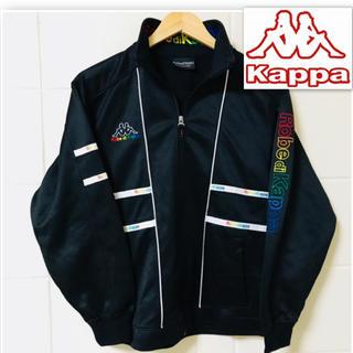 カッパ(Kappa)のビンテージ KAPPA メンズM レインボー トラックジャケット ジャージ(ジャージ)