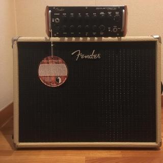 フェンダー(Fender)のFender acostasonic ulutralightセット(アコースティックギター)