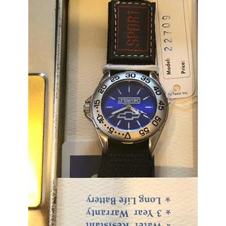 シボレー(Chevrolet)の【送料無料】シボレー 腕時計 新品未使用 hal様専用(腕時計(アナログ))