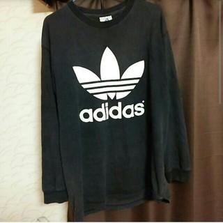 アディダス(adidas)のアディダス長袖(Tシャツ(長袖/七分))