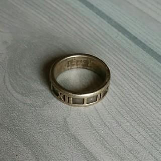 ティファニー(Tiffany & Co.)のティファニー アトラスリング 13号(リング(指輪))