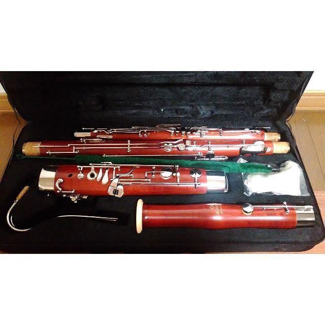 【限定割引】メイプル製ファゴット(バスーン) JBBAS-595 [並行輸入品] 楽器の管楽器(ファゴット)の商品写真
