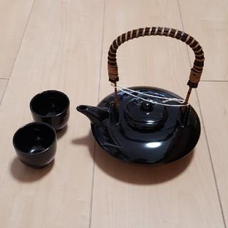 焼酎お燗用土瓶 黒千代香 高田焼き(焼酎)