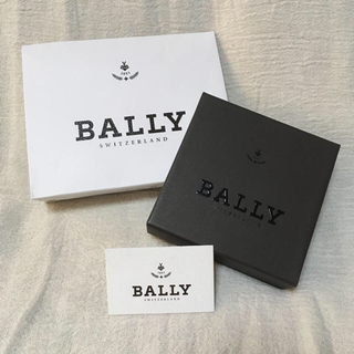 バリー(Bally)のBALLY(折り財布)