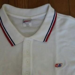 フィフティーファイブディーエスエル(55DSL)の55DSLポロシャツ(ポロシャツ)