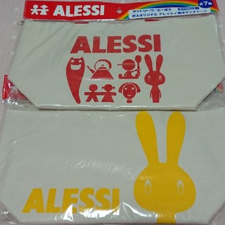 アレッシィ(ALESSI)のALESSI  保冷ランチトート(弁当用品)