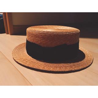 ✨未使用✨カシラ OLD NEW カンカン帽子