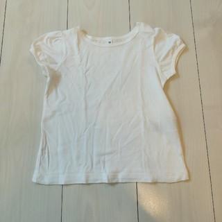 ムジルシリョウヒン(MUJI (無印良品))の無印良品ベビーT シャツ90(Tシャツ/カットソー)