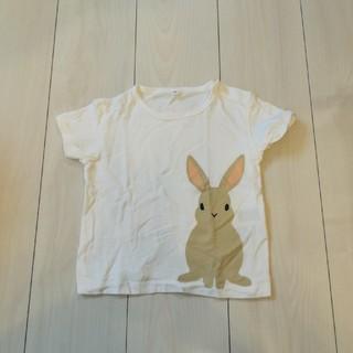 ムジルシリョウヒン(MUJI (無印良品))の無印良品ベビー90Tシャツ(Tシャツ/カットソー)