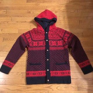 ジーユー(GU)のGU メンズ セーター(ニット/セーター)
