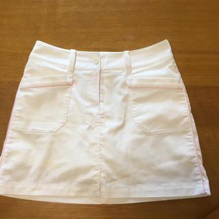 ナイキ(NIKE)のNIKE  ゴルフスカート  夏向き(ミニスカート)