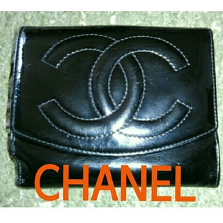 シャネル(CHANEL)の☆CHANEL☆二つ折り財布(財布)