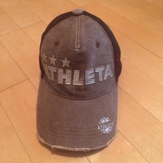 アスレタ(ATHLETA)のアスレタ 帽子 キャップ(キャップ)