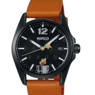 ワイアード(WIRED)のスーパーマリオブラザーズ腕時計(その他)