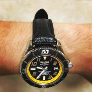 ブライトリング(BREITLING)の16日まで!! ブライトリング スーパーオーシャン42 オートマチック(腕時計(アナログ))