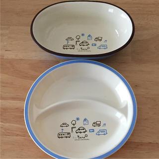 ニトリ - キッズ プラスチック製 食器