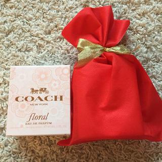 コーチ(COACH)の新品♡人気 コーチ フローラル オードパルファム  (香水(女性用))
