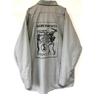 スイサダルテンデンシーズ(SUICIDAL TENDENCIES)のRED KAP, SUICIDAL TENDENCIES ワークシャツ(シャツ)