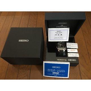 セイコー(SEIKO)のセイコー SBEX007 プロスペックス 1500本 限定 復刻 SEIKO(腕時計(アナログ))