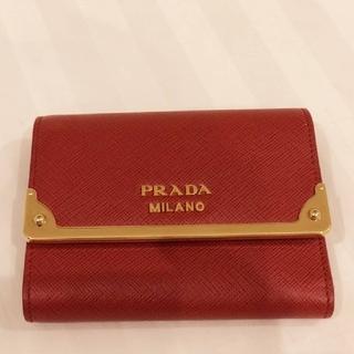 プラダ(PRADA)の2018年購入PRADA SAFFIANO CAHIER 財布(財布)