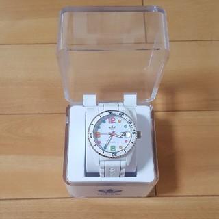アディダス(adidas)のadidas originals 腕時計 白 アディダス(腕時計(アナログ))