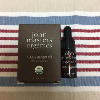 ジョンマスターオーガニック(John Masters Organics)のボディオイル サンプル(ボディオイル)