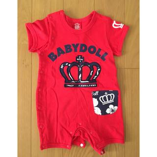 BABYDOLL - BABY DOLL ロンパース size70