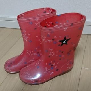 アニエスベー(agnes b.)のアニエスベー 長靴 レインシューズ 16(長靴/レインシューズ)