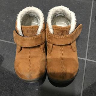 ムジルシリョウヒン(MUJI (無印良品))の無印★キッズブーツ15センチ(ブーツ)